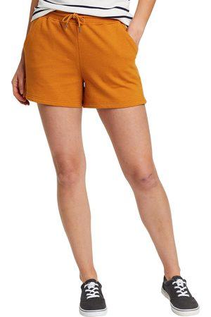 Eddie Bauer Cozy Camp Fleece Shorts Damen Gr. S