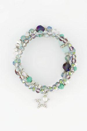 Ulla Popken Armband, Damen, türkis