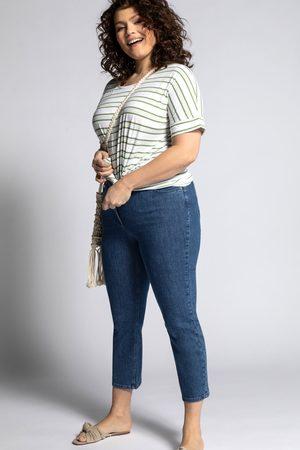 Ulla Popken 7/8-Jeans Sammy, Damen