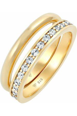 Elli Ring Bandring, Kristall Ring