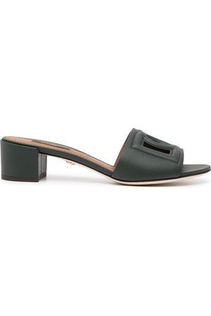 Dolce & Gabbana Damen Clogs & Pantoletten - DG Millennials Mules 40mm