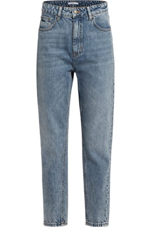 HUGO BOSS Mom Jeans Modern Mom 2.0 blau