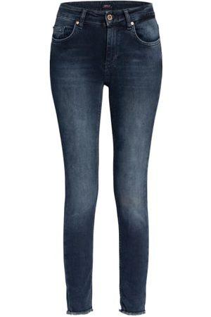 Only Skinny Jeans blau