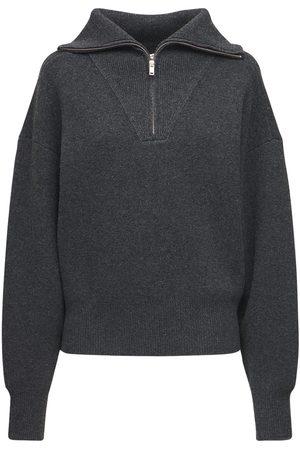 Isabel Marant Stricksweater Aus Wollmischung