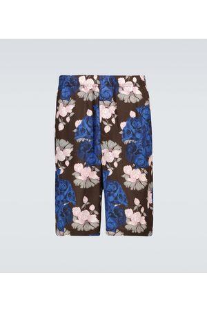 UNDERCOVER Bedruckte Shorts