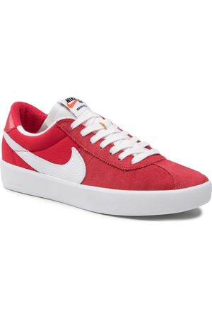 Nike SB Bruin React CJ1661 600 University Red/White