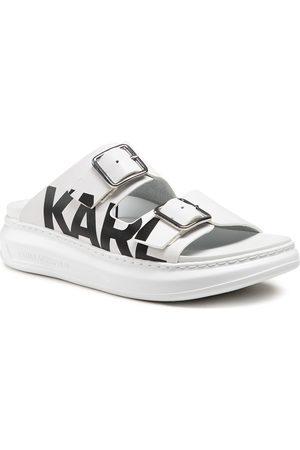 Karl Lagerfeld KL62505 White Lthr