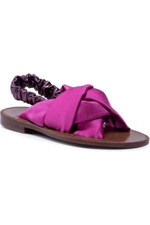 Pinko Glicine Sandalo. PE 21 BLKS1 1H20UG Y732 Fuchsia N94