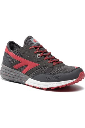 Hi-Tec Badwater A005440-051 Charcoal/Core Red