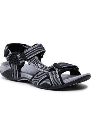 CMP Hamal Hiking Sandal 38Q9957 Cemento/Nero 75UE