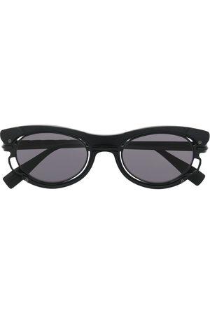 KUBORAUM Cat-Eye-Sonnenbrille