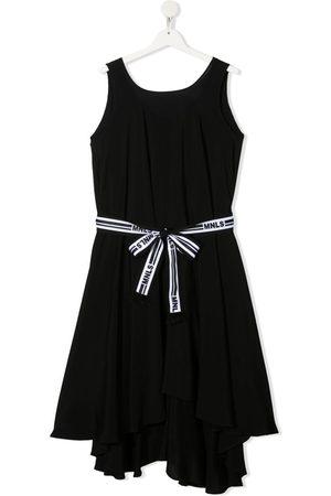 MONNALISA Mädchen Freizeitkleider - TEEN Kleid mit Schmetterlings-Print