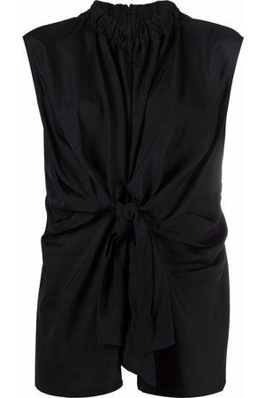 Colville Damen Blusen - Bluse mit Knoten