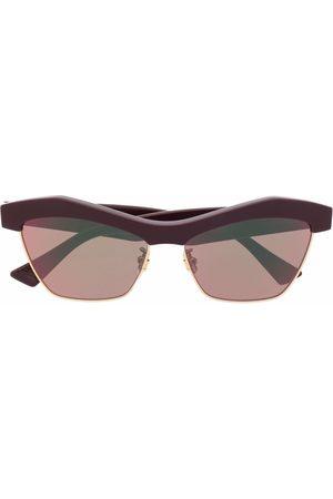 Bottega Veneta Damen Sonnenbrillen - Klassische Cat-Eye-Sonnenbrille