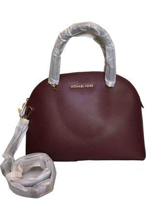 Michael Kors Damen Handtaschen - \N Handtasche in Leder