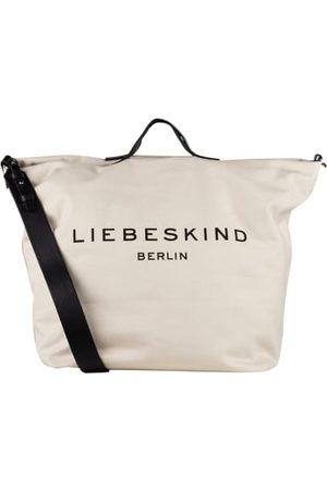 liebeskind Damen Handtaschen - Hobo-Bag Clea Large weiss