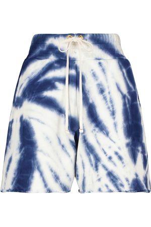 Les Tien Shorts aus Baumwolle
