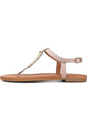 Inuovo Damen Sandalen - Zehentrenner in mittelgrau, Sandalen für Damen