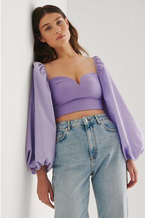 Trendyol Damen Blusen - Bluse - Purple