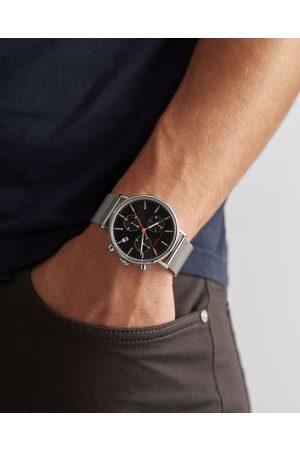 Ted Baker Herren Uhren - Bkpmms119 Mesh Strap Watch