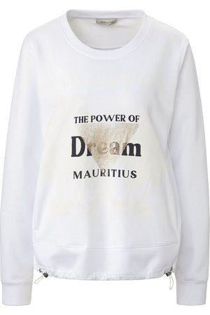 Margittes Sweatshirt weiss