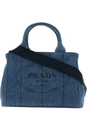 Prada Damen Handtaschen - Handtasche mit wendbarem Design