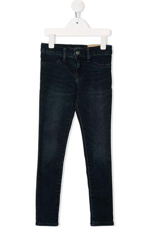 Ralph Lauren Halbhohe Skinny-Jeans