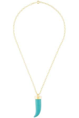Eshvi Halskette mit Steinanhänger