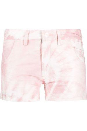 Moa Master Of Arts Damen Shorts - Shorts mit Print