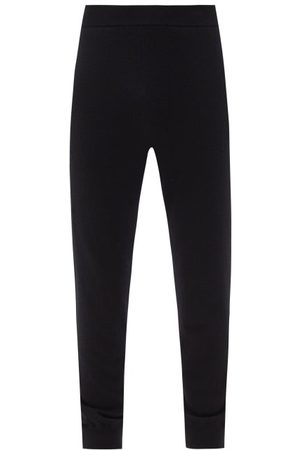 The Row Olivier Cashmere Track Pants