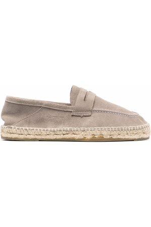 MANEBI Penny-Loafer aus Wildleder