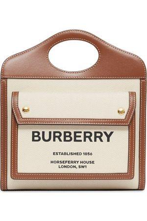 Burberry Mini Pocket Handtasche