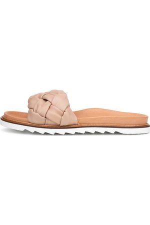 KMB Damen Sandalen - Pantolette Morfeu in nude, Sandalen für Damen
