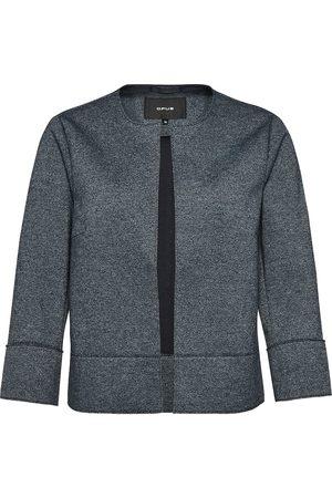 Opus Damen Blazer & Sakkos - Jeansblazer Harika denim