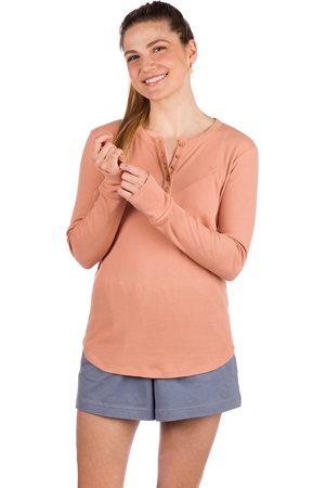 Kazane Margot Naturals Long Sleeve T-Shirt
