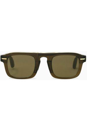 MOVITRA Herren Sonnenbrillen - Green Mida sunglasses