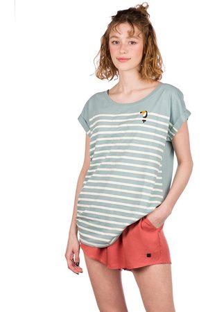 Iriedaily Damen T-Shirts, Polos & Longsleeves - Tucan Stripe T-Shirt