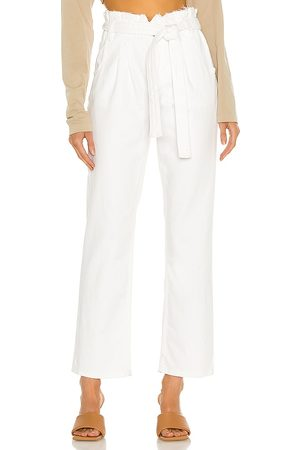 Hudson Jeans Remi High Rise Paperbag Straight in . Size 24, 25, 26, 27, 28, 29, 30.