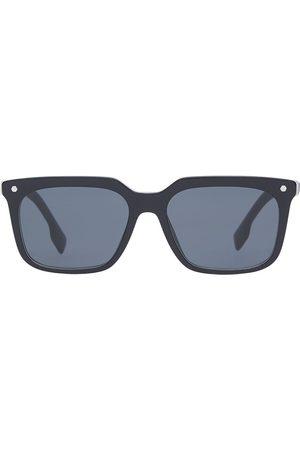 Burberry Eyewear Herren Sonnenbrillen - Sonnenbrille mit Streifendetail