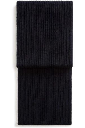 Dolce & Gabbana Herren Schals - Gerippter Strickschal