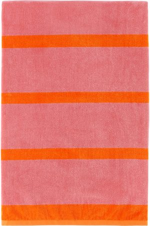 Lateral Objects Pink & Stack Towel