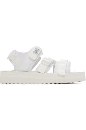 SUICOKE Herren Sandalen - White KISEE-VPO Sandals
