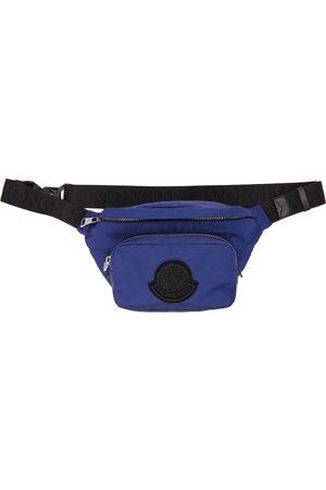 Moncler Herren Bauchtaschen - Blue Durance Belt Bag