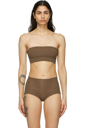 SKIMS Damen Trägerlose & variable BHs - Brown Fits Everybody Bandeau Bra