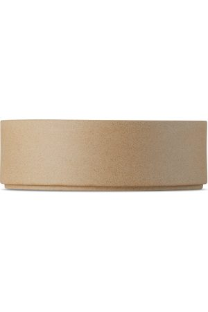Hasami Porcelain Beige HP016 Tall Bowl