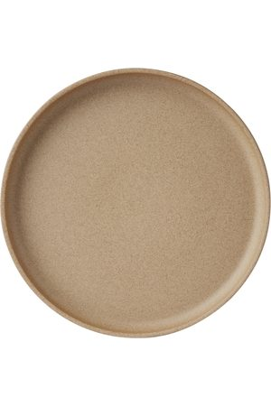 Hasami Porcelain Beige HP003 Plate