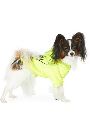 MISBHV Sweatshirts - Yellow Goth Hoodie