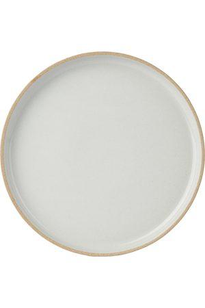 Hasami Porcelain Grey HPM004 Plate