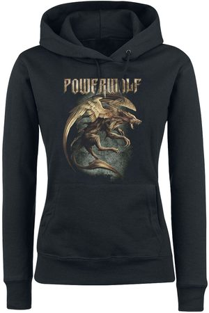 Powerwolf Damen Sweatshirts - Where The Wild Wolves Have Gone Kapuzenpullover