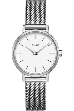 Cluse Damen Uhren - La Boheme Petite CW0101211007 Silver
